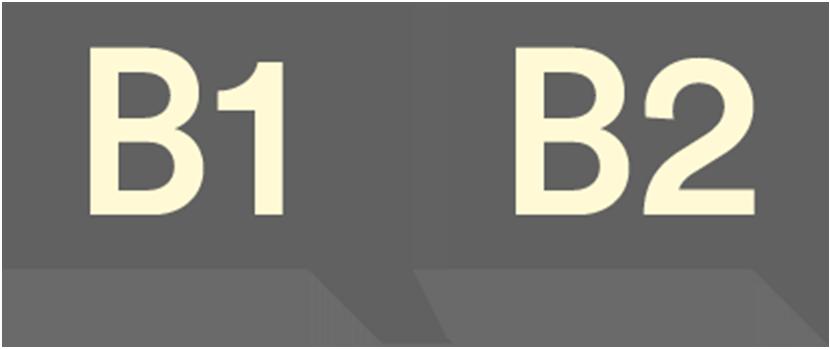 Academia de idiomas Barcelona, nivel B1 y B2